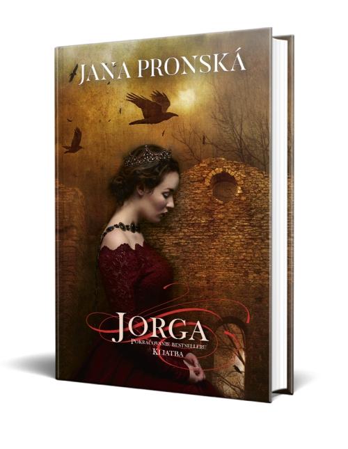 Jorga, pokračovanie knihy Kliatba