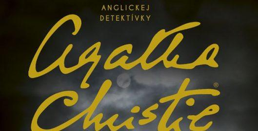 Agatha Christie logo hlava 100 rokov